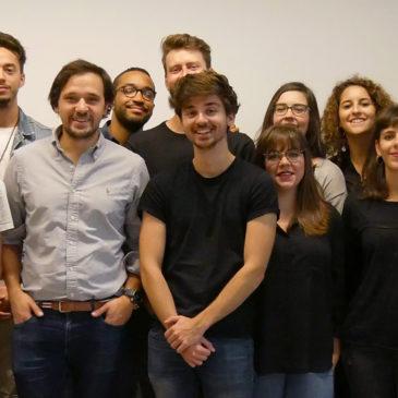 Gauthier Lovato, responsable artistique chez TF1 Films Production